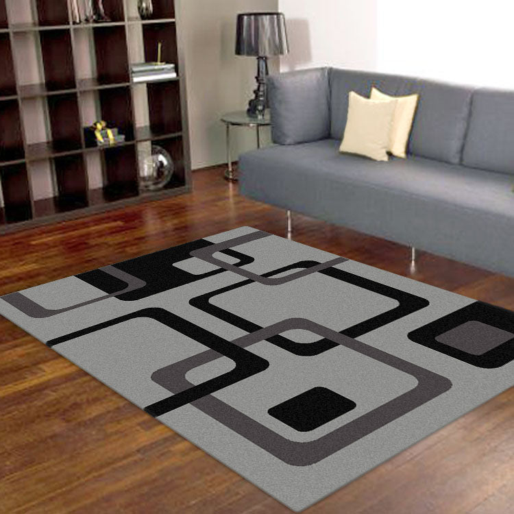 Ruby Swing Grey Rug