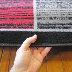 Ruby Slot Red Rug