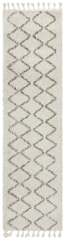 Xanthous Natural Runner Rug