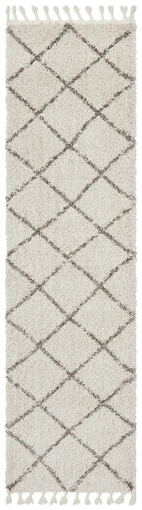 Buff Natural Runner Rug