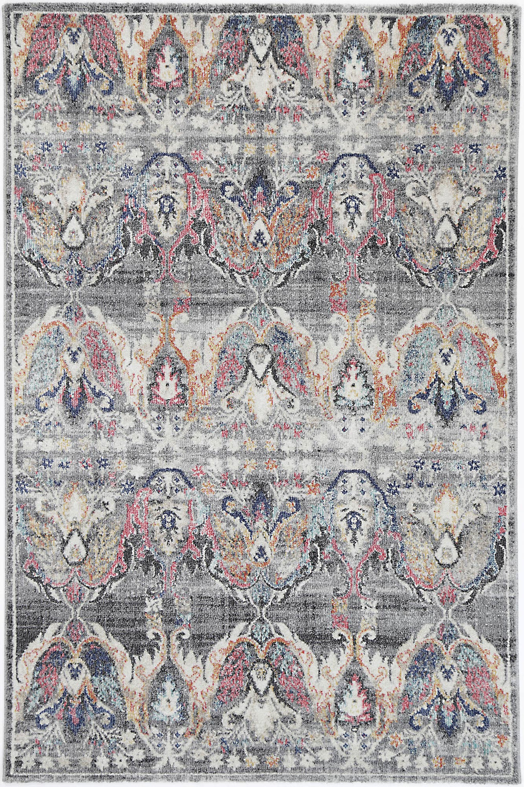 Chamber Transitional Muted Mullti Rug