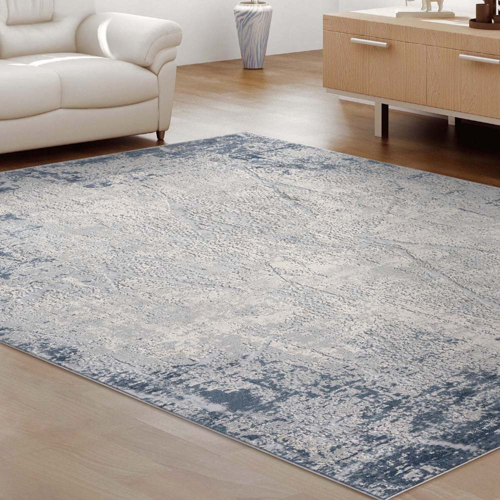 Stepford Star Grey Rug