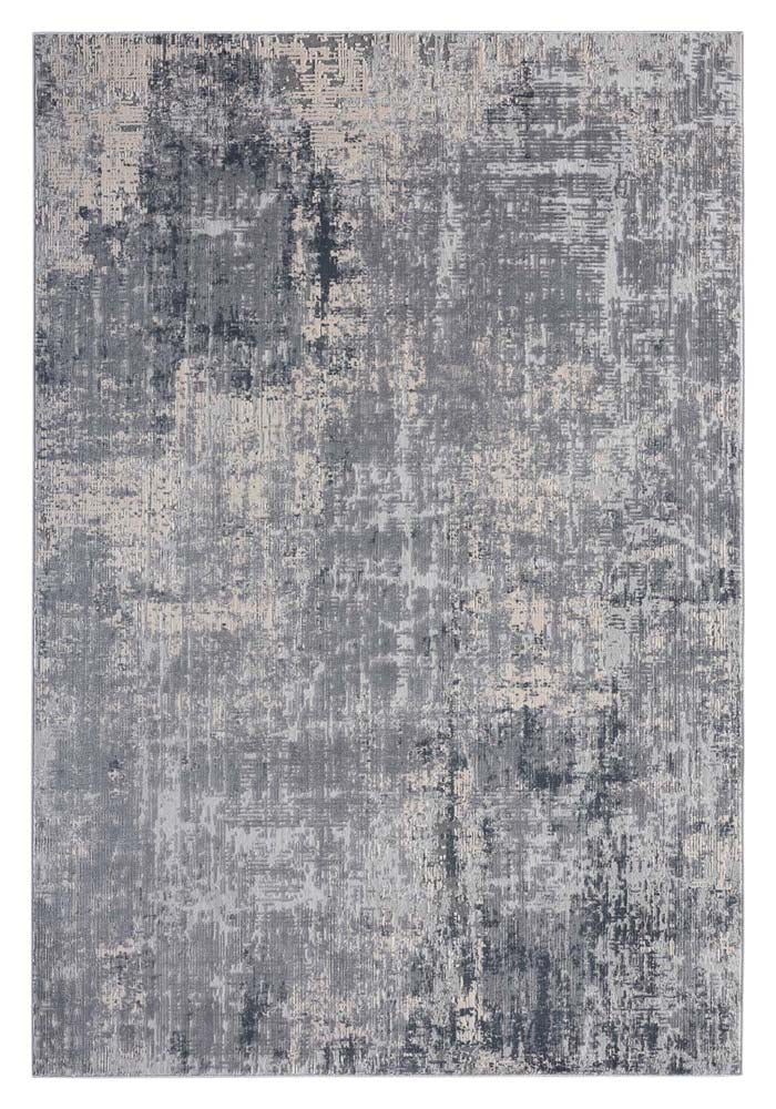 Stepford Cluster Grey Rug