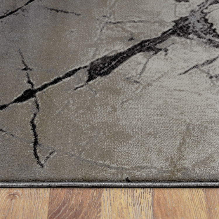 Composure Poise Granite Runner Rug