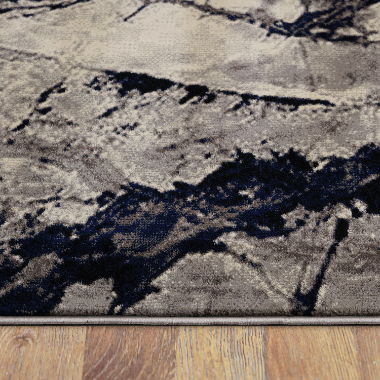 Composure Poise Onyx Runner Rug