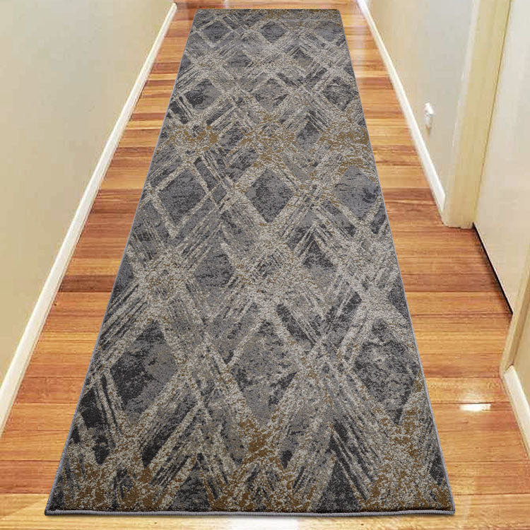 Composure Ease Smoke Runner Rug