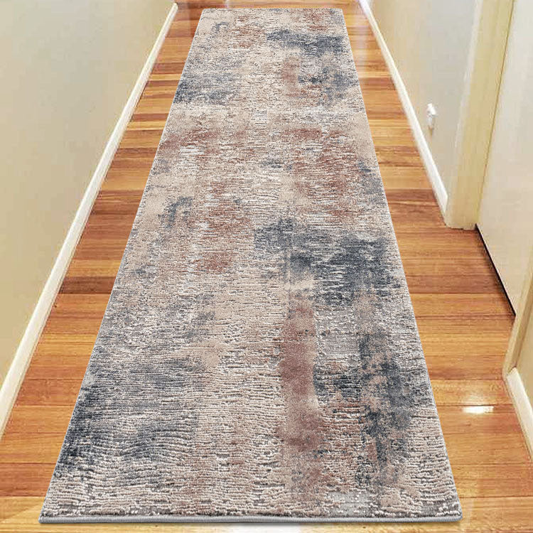 Siena Star Grey Runner Rug