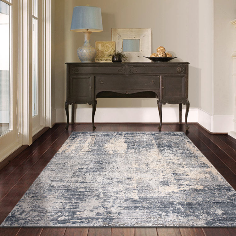 Siena Saturn Smoke Rug