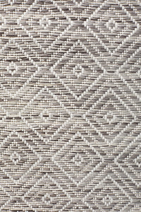Courtyard Deck  Natural Runner Rug