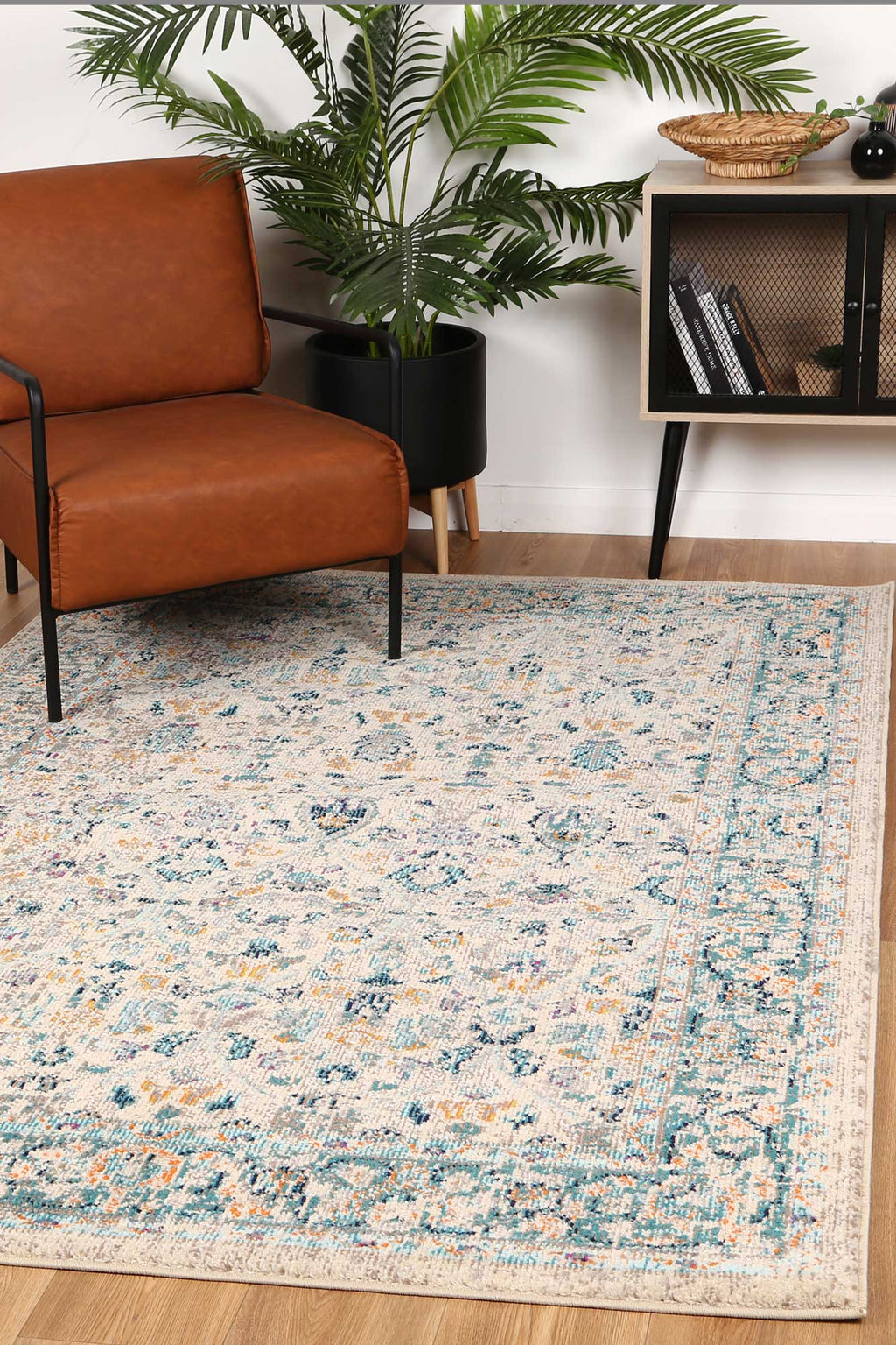 Micah Multi Traditional Rug