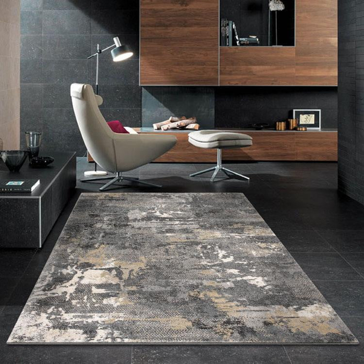 Central Civic Grey Rug