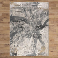 Central Town Grey Runner Rug