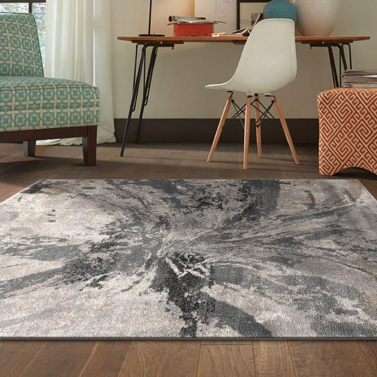Central Town Grey Rug