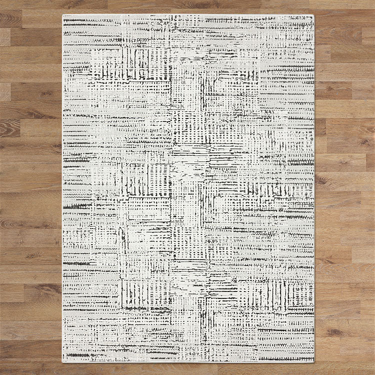 Basin Mound Grey Rug