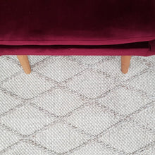 Alpha CouniastDia White Rug