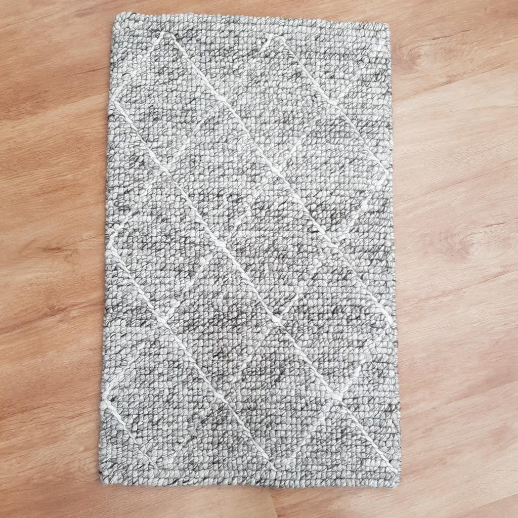 Alpha CruniossDia Light Grey Rug