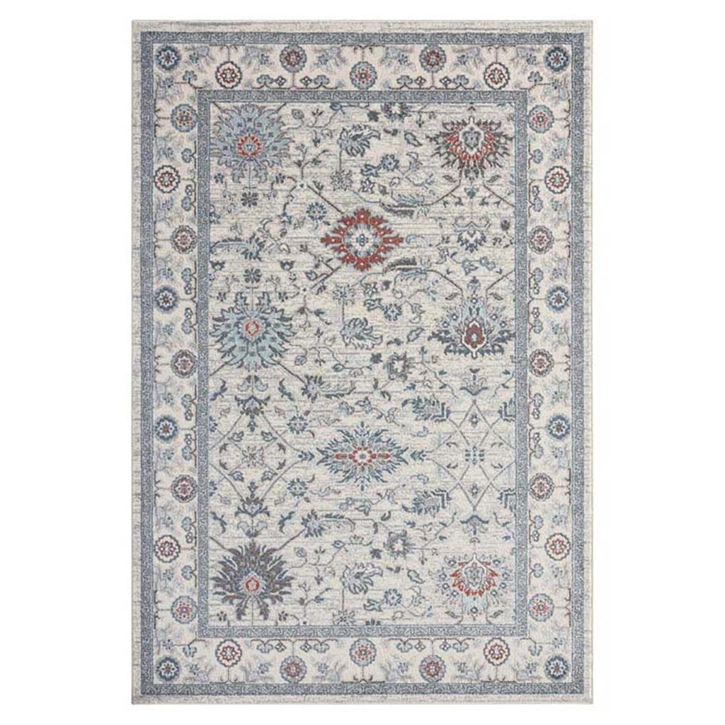 Gorge Hunger Blue  Grey Rug