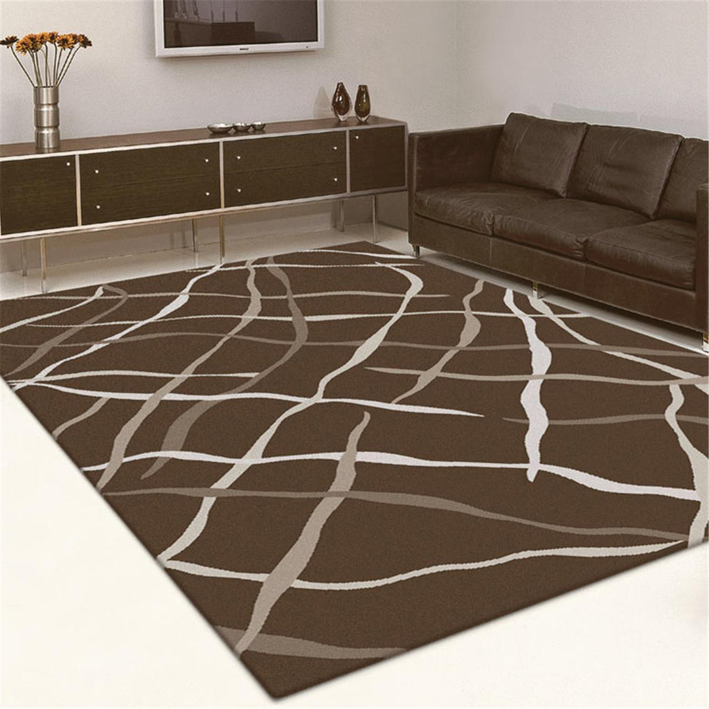 Prestige Position Brown Rug