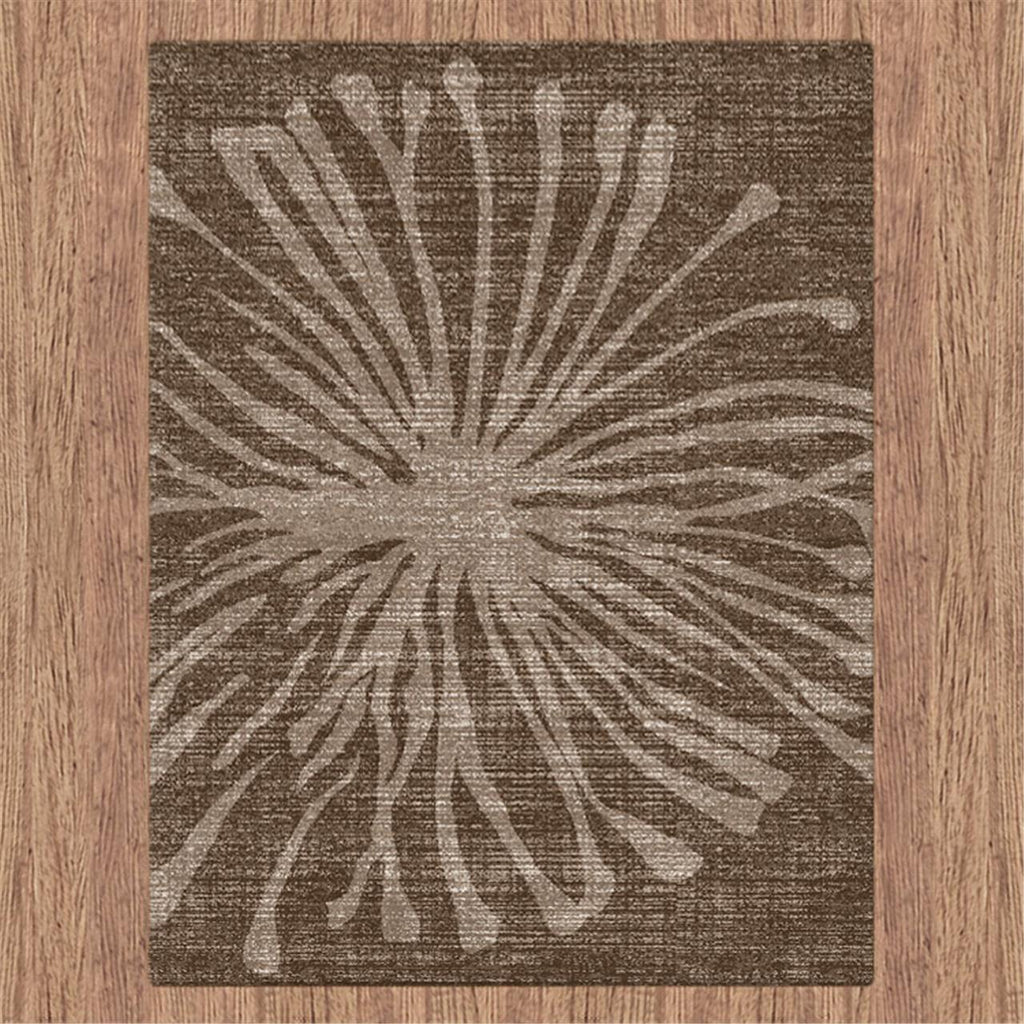 Prestige Case Brown Rug