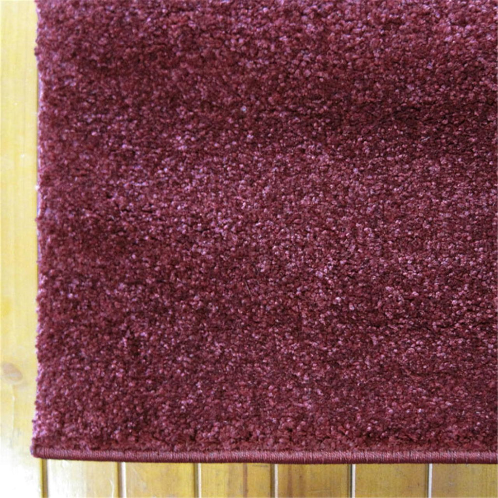 Prestige Status Red Runner Rug