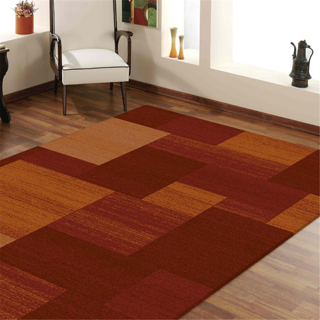 Prestige Place Red Rug
