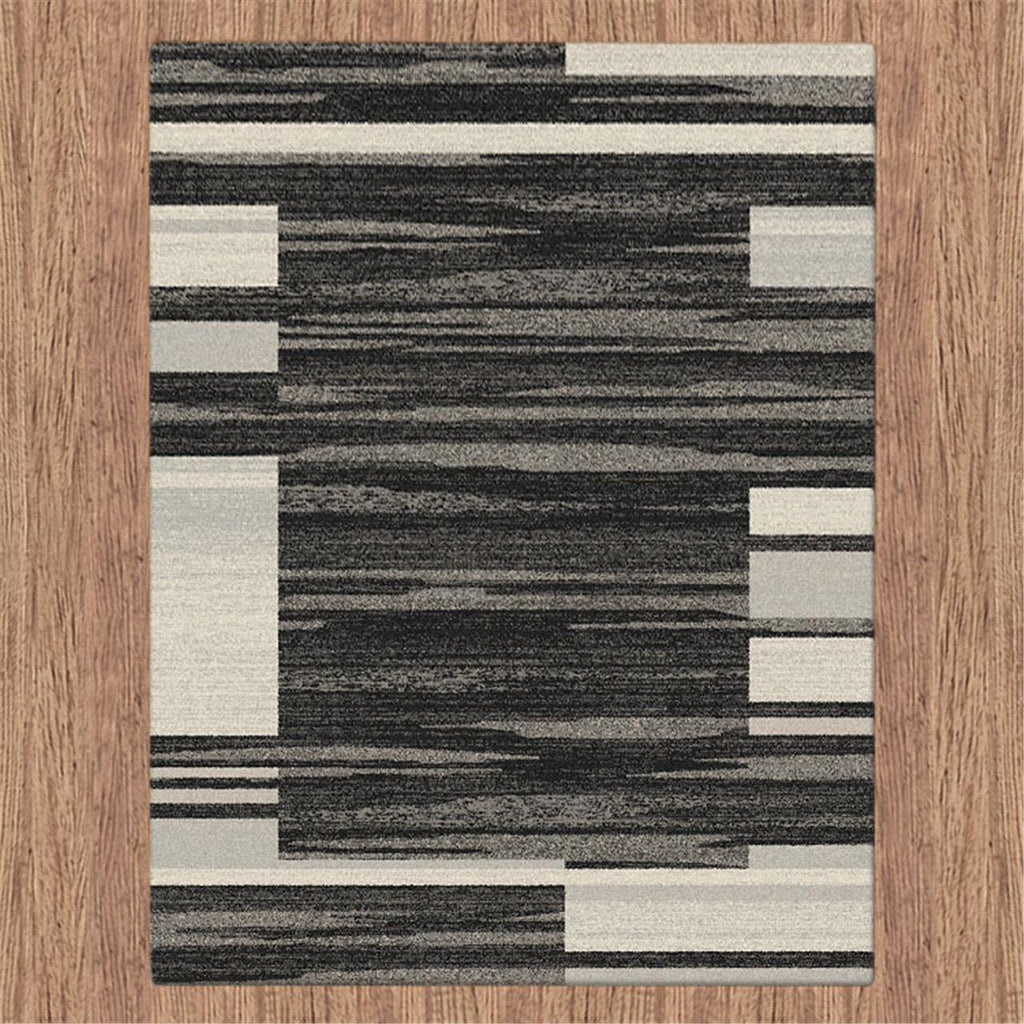 Prestige Location Black Rug