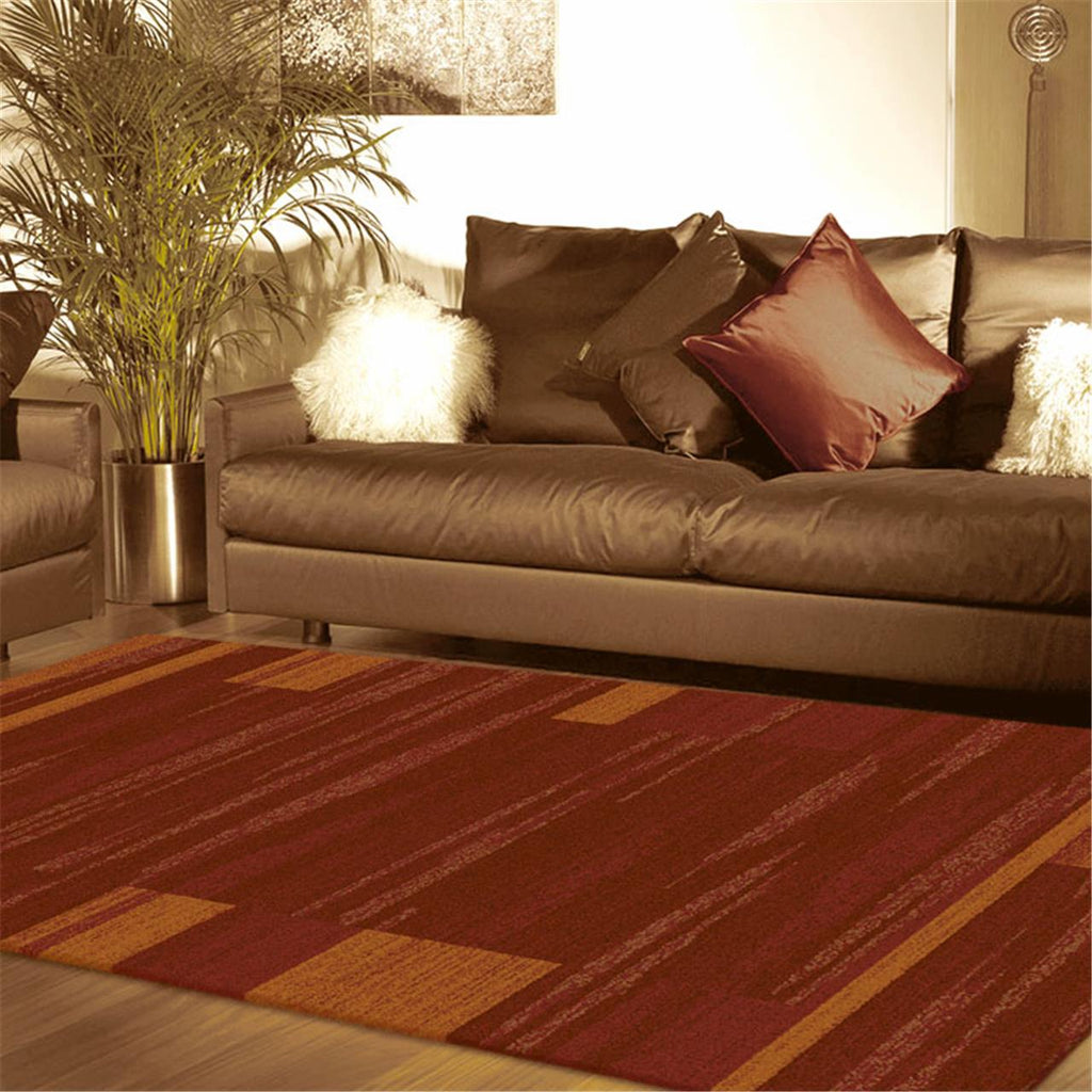Prestige Location Red Rug