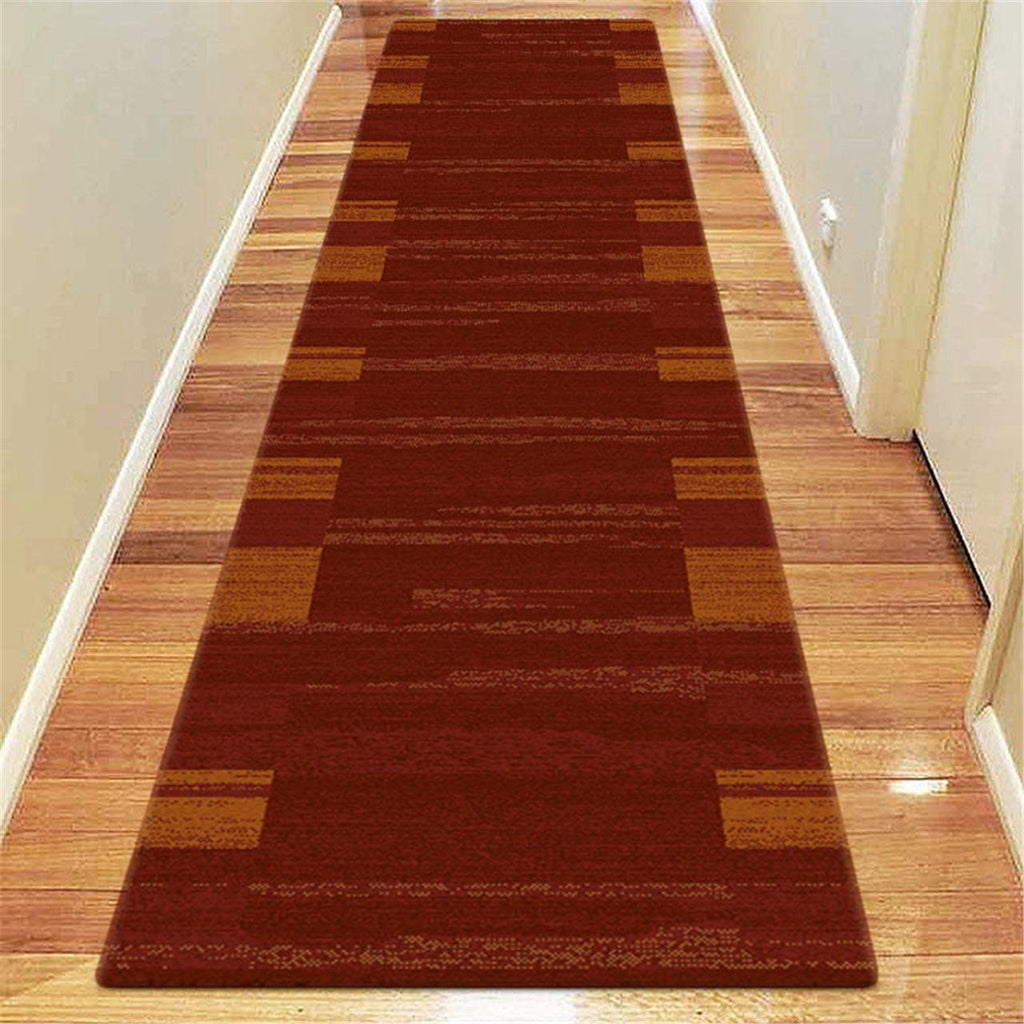 Prestige Location Red Runner Rug
