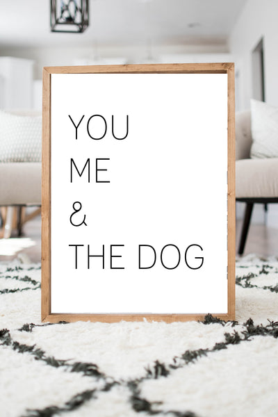 You Me & The Dog