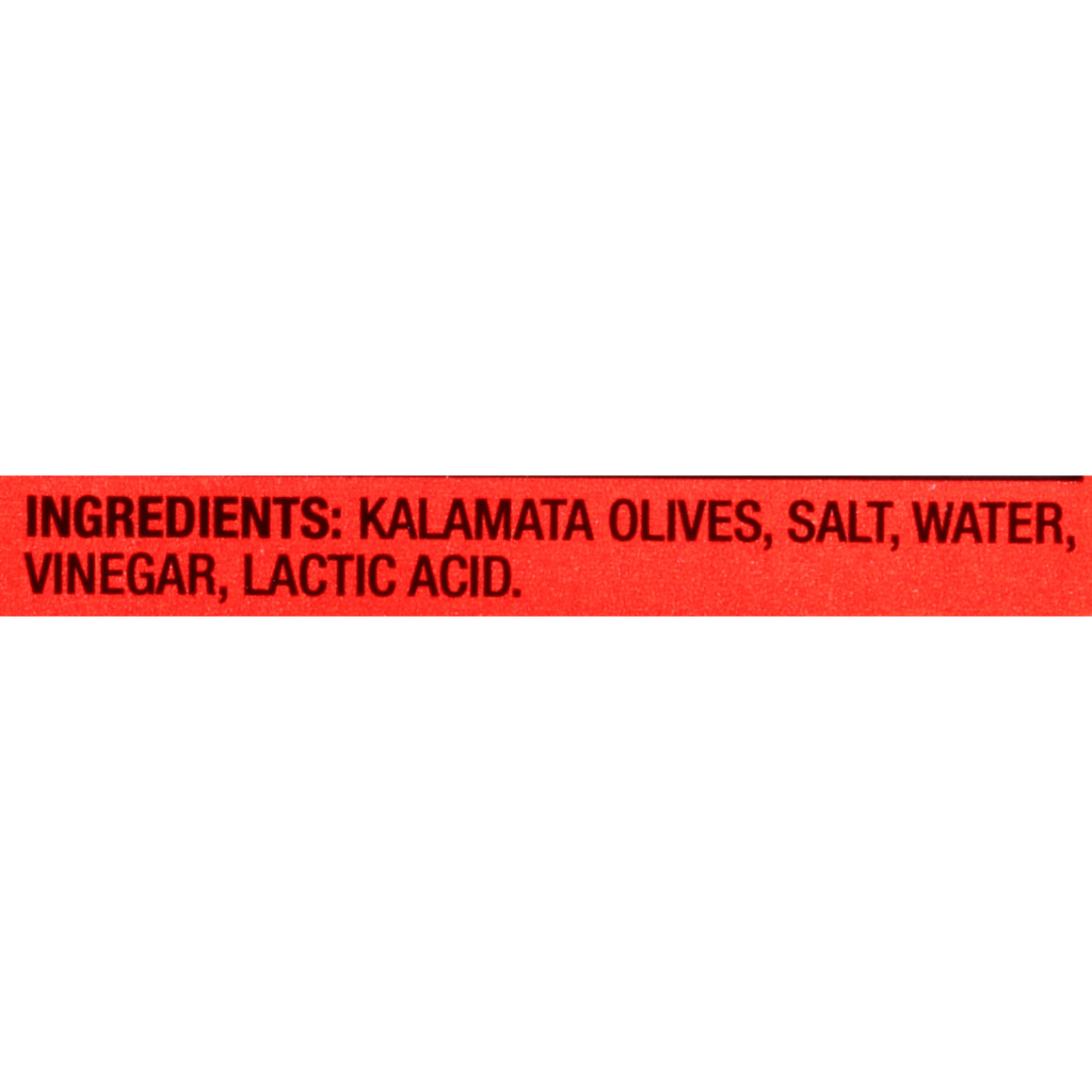 Lindsay Snack and Go! Pitted Greek Kalamata Olives (16 cups)