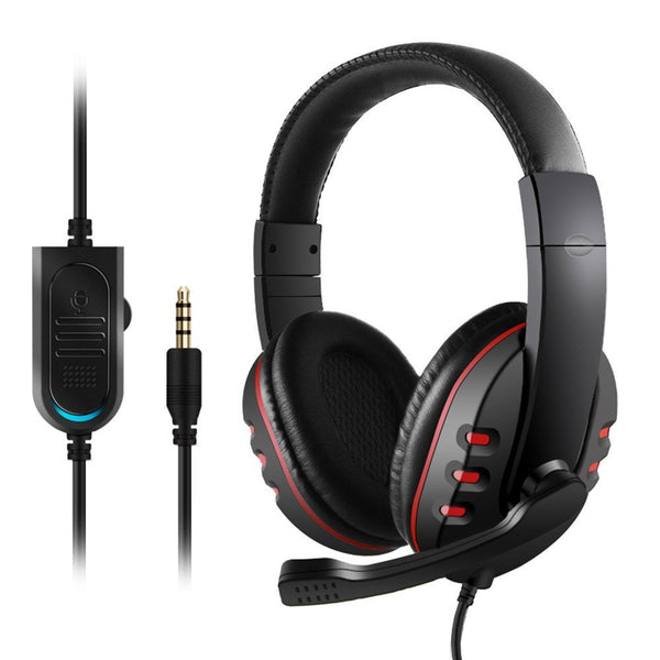 Gaming Headset for PS4, Xbox One, PC