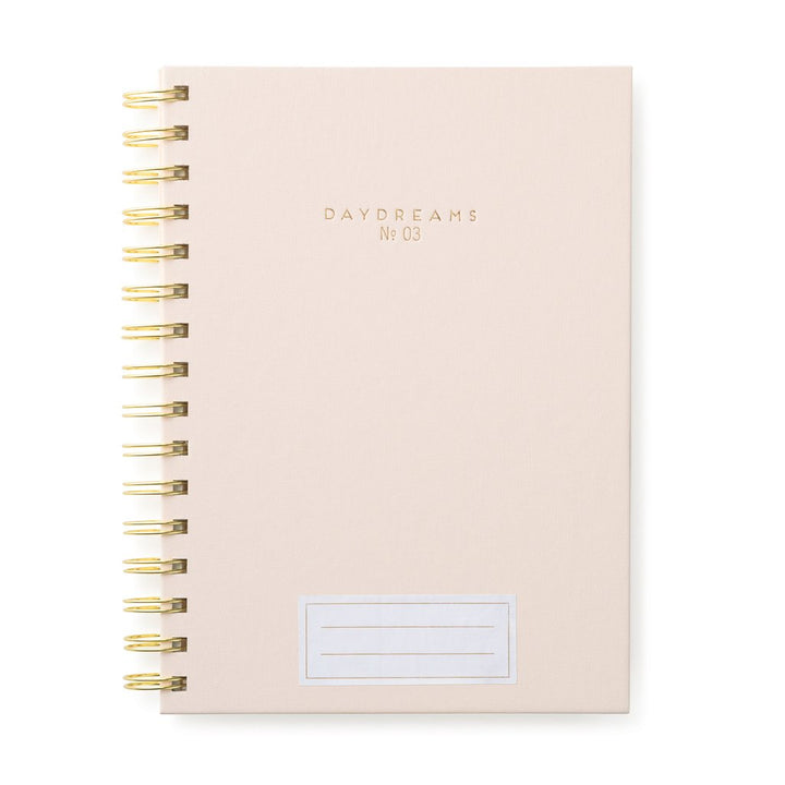 Daydreams No. 03 Notebook