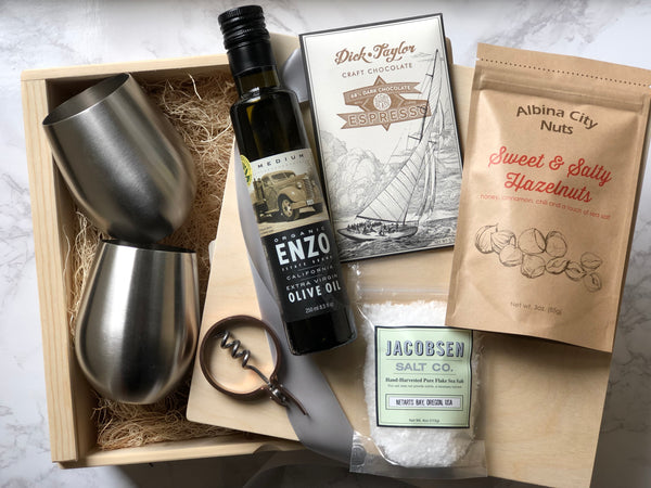 The Wine Lover Gift Box