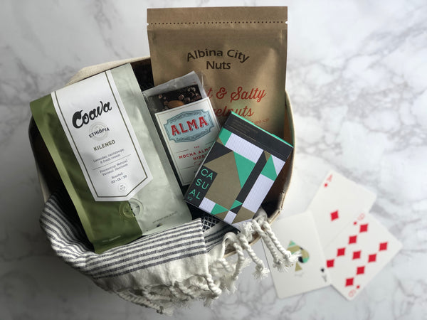 Coffee + Card Bundle