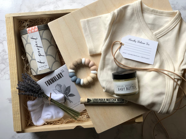 New Little One Gift Box