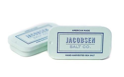 Pure Sea Salt Slide Tins