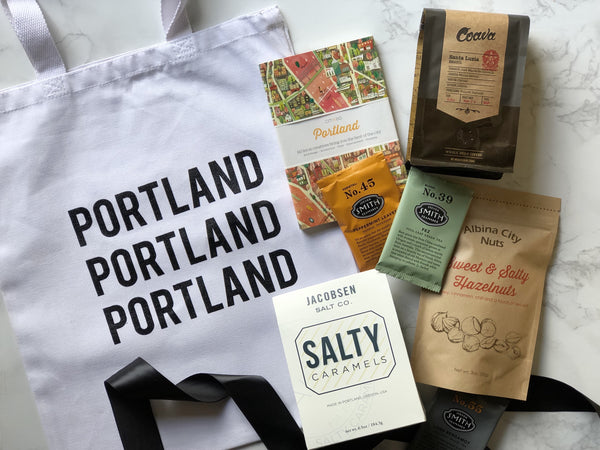 PDX Welcome Tote