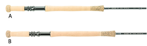 ECHO SR Switch Fly Rod
