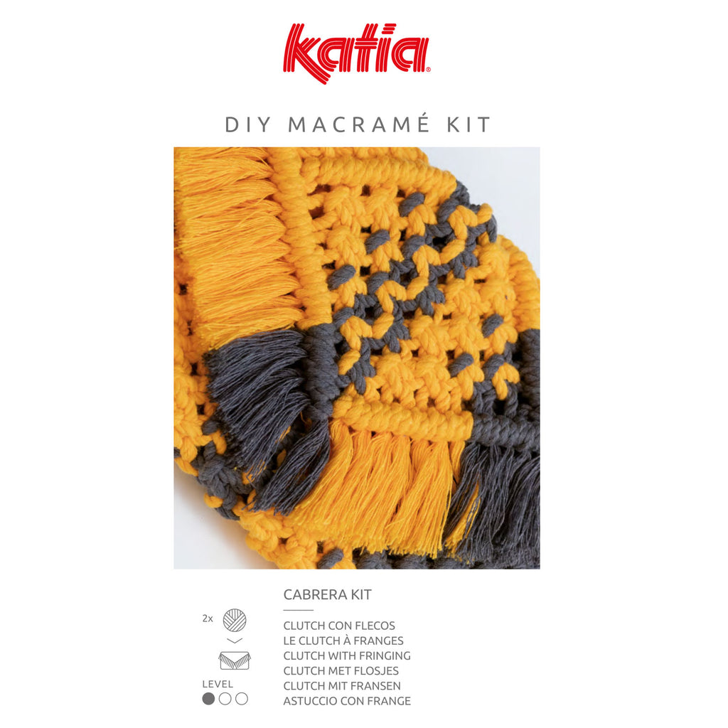 DIY MACRAME CABRERA KIT