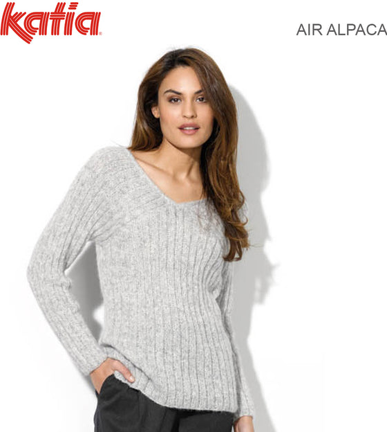 540 RIBBED JUMPER