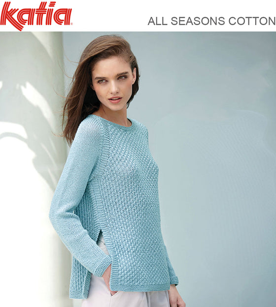 TX599 TEXTURED JUMPER