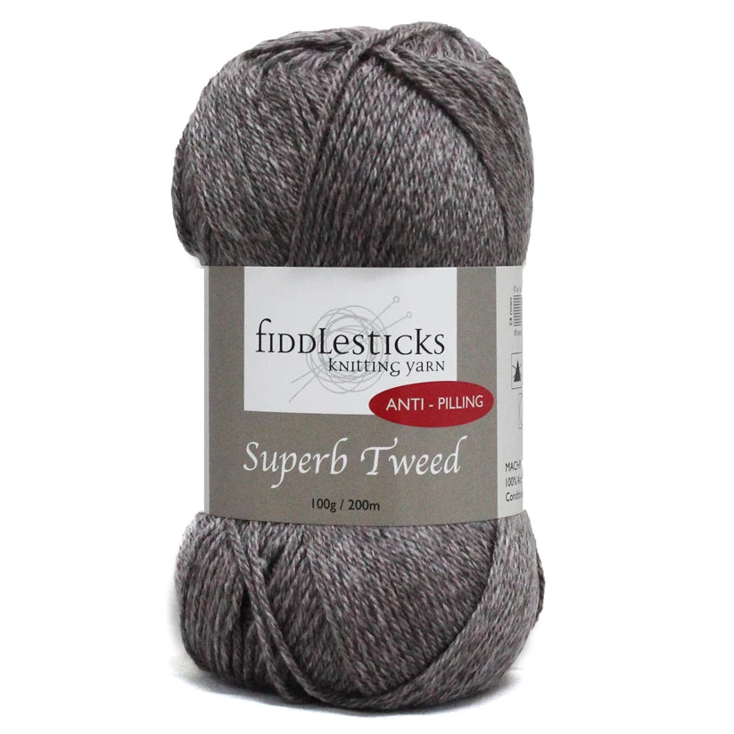 SUPERB TWEED