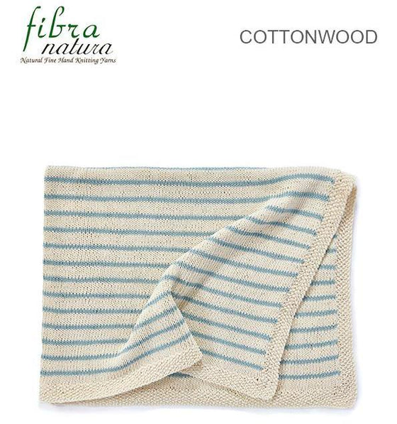 TX069 Cottonwood Baby's Stripe Blanket