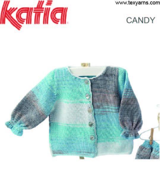 TX097 Candy Baby Jacket