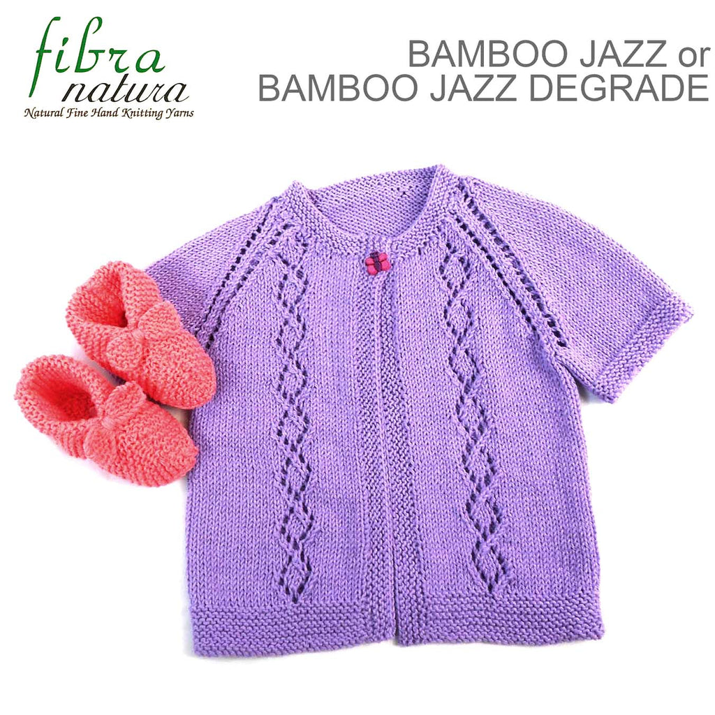 TX247 Bamboo Jazz or Bamboo Jazz Multi Cardi & Booties