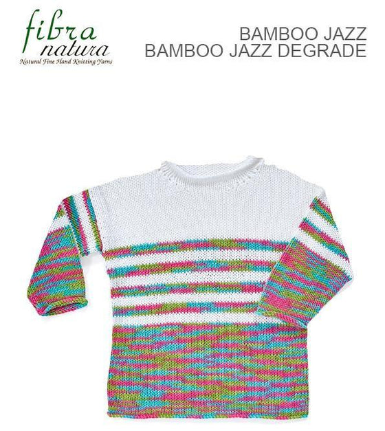 TX249 Bamboo Jazz & Bamboo Jazz Multi Sweater