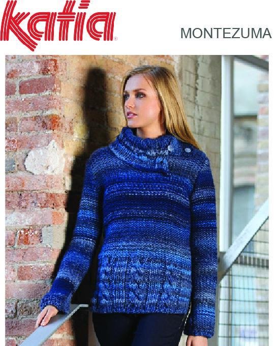 TX275 Montezuma Cable Sweater