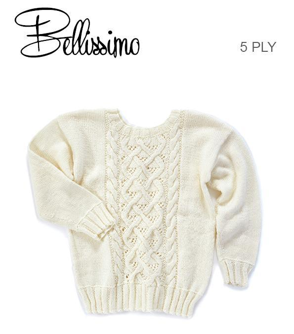 TX349 Bellissimo 5 Girls Panel Top