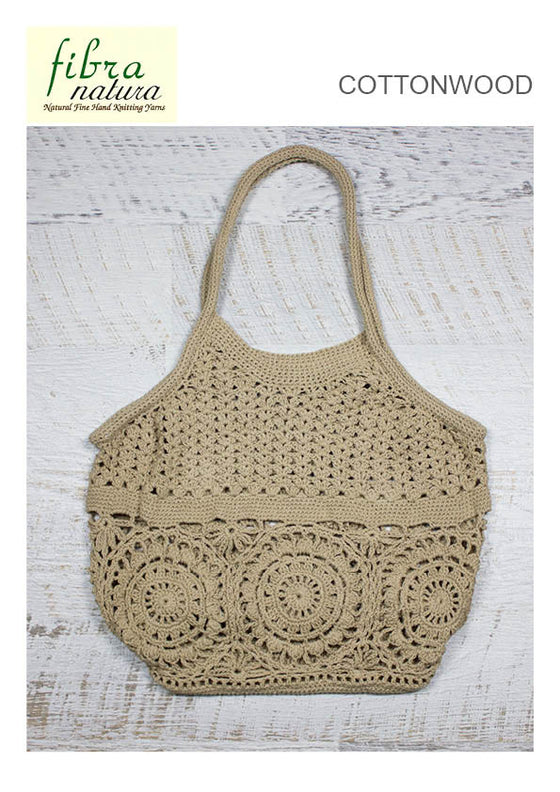 TX377 Cottonwood Crochet Bag