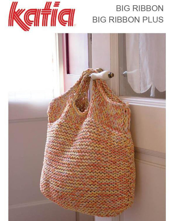 TX384 Big Ribbon or Big Ribbon Plus Shopping Bag
